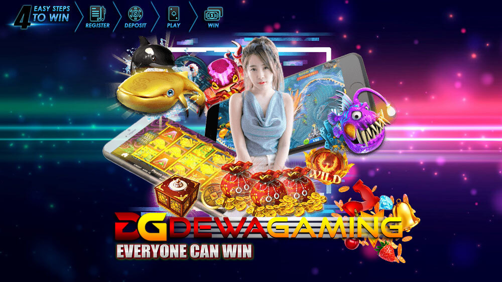 Slot Joker Gaming Deposit Sakuku